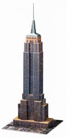 Ravensburger 3D Puzzle - Empire State Building - New York - 216 dílků